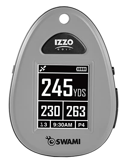 Amazon.com  Izzo Sport GPS, Grey  Sports   Outdoors 9ec6fa6e602