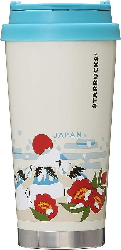 Amazon.co.jp: スターバックス You Are Here Collection ステンレスタンブラー JAPAN Winter 473ml: ホーム&キッチン