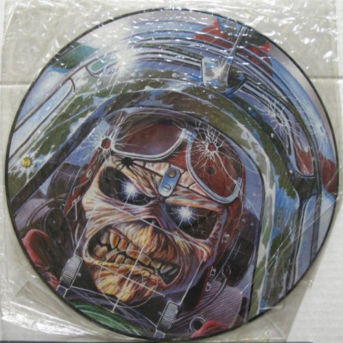 Aces High (Picture Disc) by EMI