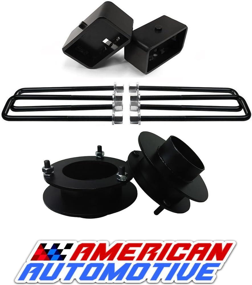 "1994-2001 Dodge RAM 1500 2WD 3/"" Front Leveling Lift Kit Procomp Shocks"