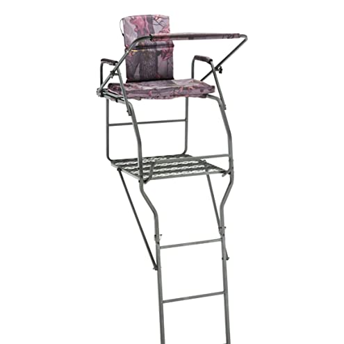 Guide Gear 18' Jumbo Ladder Tree Stand -3