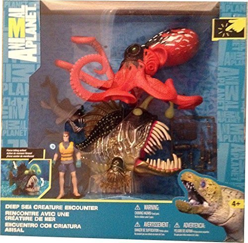 Sea Creature Toys : Animal planet deep sea creature encounter by star td