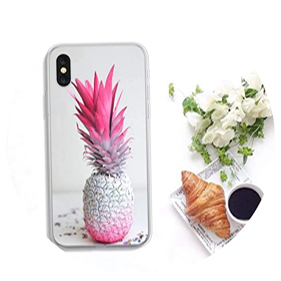 Amazon.com: Pineapple Rose Pattern Case for Samsung Galaxy ...