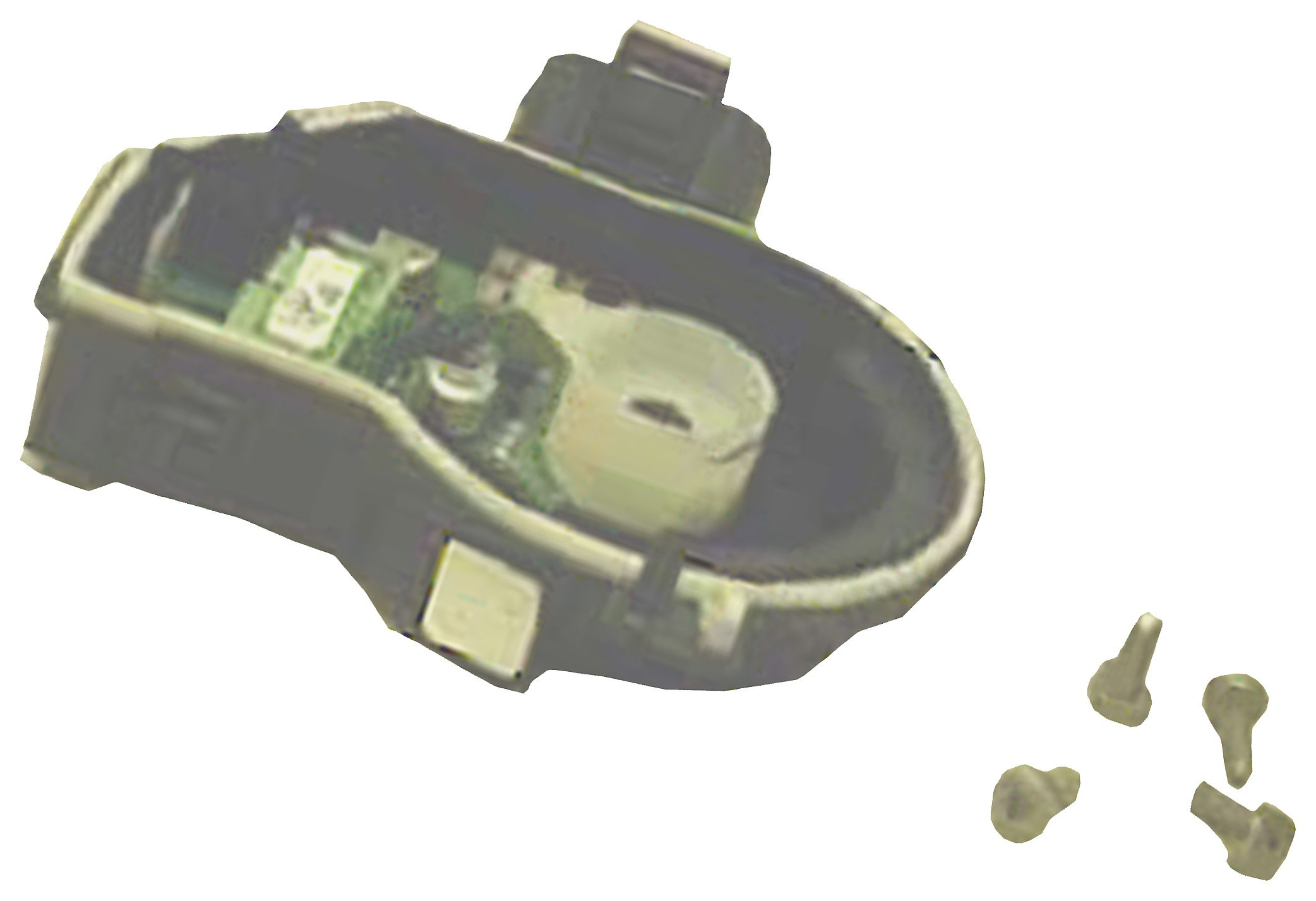 ACDelco 88958372 GM Original Equipment Windshield Wiper Motor Pulse Board And Cover by ACDelco