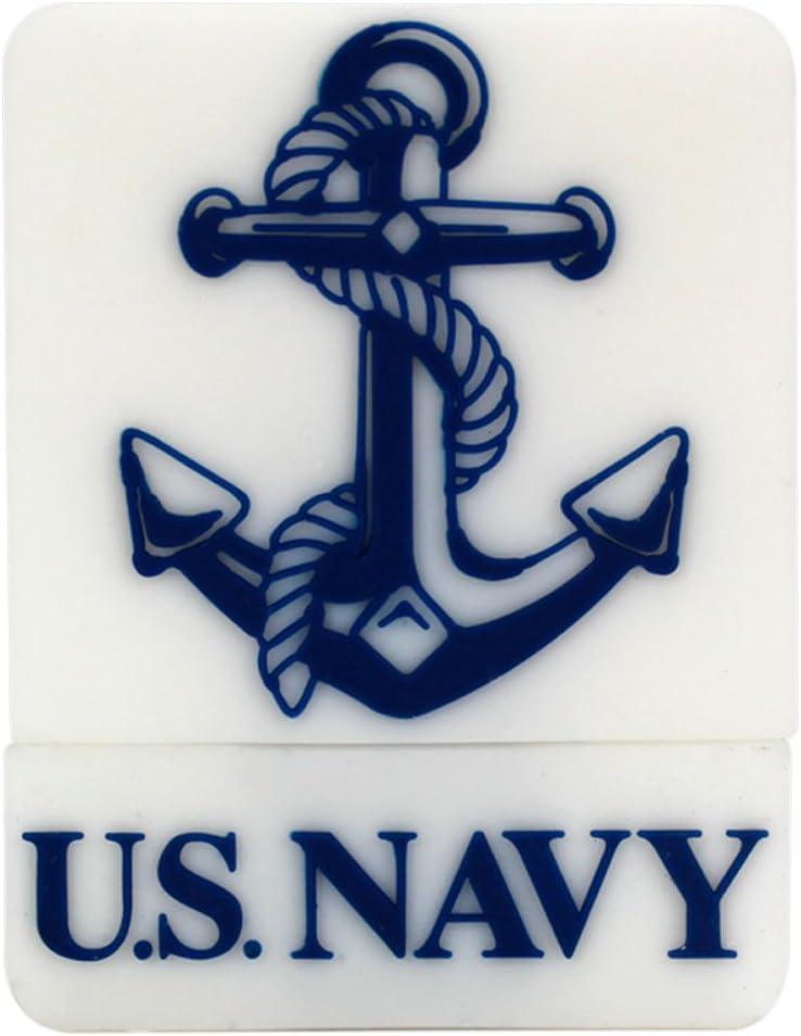 Flashscot US Navy Anchor Logo Shape USB Drive 8GB