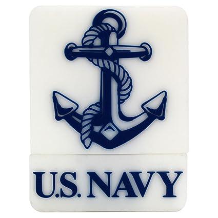 amazon com us navy anchor logo shape usb drive 8gb sports outdoors rh amazon com navy anchor symbol navy anchor emblem