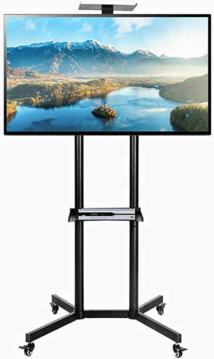 Universal Mobile TV Carrito para LCD LED Plasma Soporte de Mesa ...