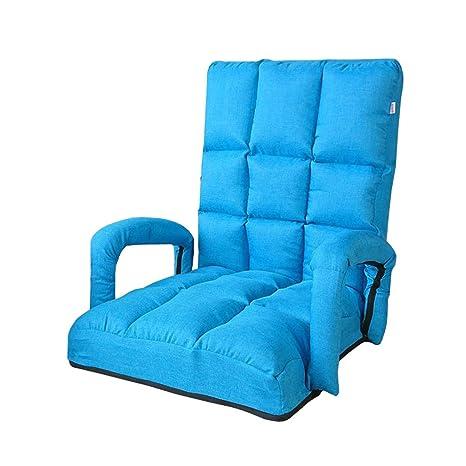 Amazon.com: Sofá de salón plegable con reposabrazos ...