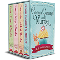 Holly Holmes Cozy Culinary Mystery Series: Books 1-4 Collection