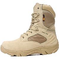 Los hombres Tactical Boots,Alta encabeza a prueba de agua zapatos del combate Delta Selva al aire libre del camuflaje…