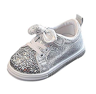 ultimo Prezzo del 50% nuovo elenco Jimmackey Bambina Neonato Sneakers Scarpine - Scarpe Primi Passi ...
