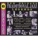 New Orleans Traditional Jazz Legends [6 CD Set]