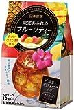 日東紅茶 果実あふれるフルーツティー 10本 ×6個 粉末