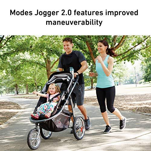61sHCw4jR0L - Graco Jogging Stroller | Modes Jogger 2.0, Binx