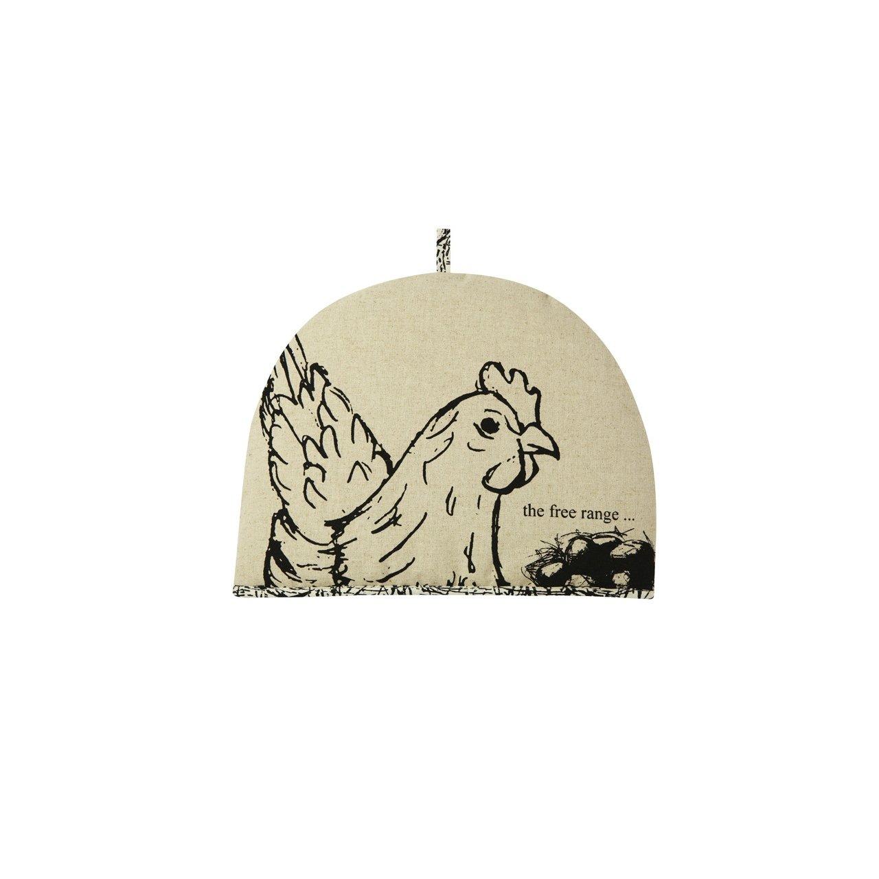 lim/ón Amarillo Dexam London Pottery Farm House Filtro Tetera para 2/Tazas