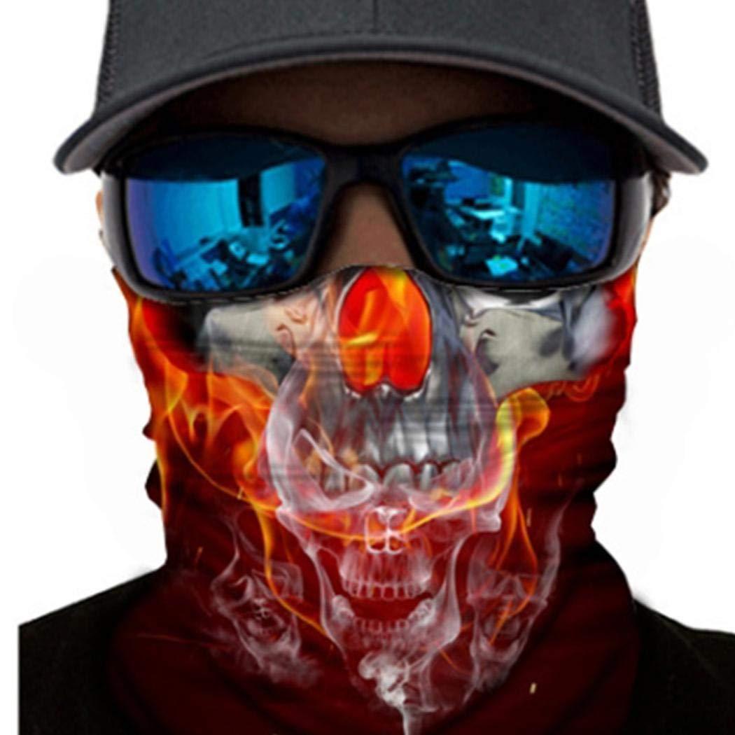Zimrio Copricapo Multifunzionale della Sciarpa della Maschera di Riciclaggio di Sport all\'aperto di Nuova Moda Protezioni