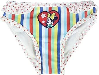 CERDÁ LIFE'S LITTLE MOMENTS Braguitas Bañador Niña de Minnie Mouse-Licencia Oficial Disney Niñas