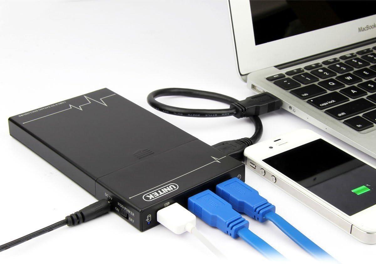 Topke Disque Dur 2.5 Sac Externe USB Disque Dur Carry Mini C/âble USB Housse Etui /écouteurs Sac PC Portable Hard Case Disque