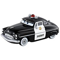 Tomica Disney Pixar Cars Sheriff C-09