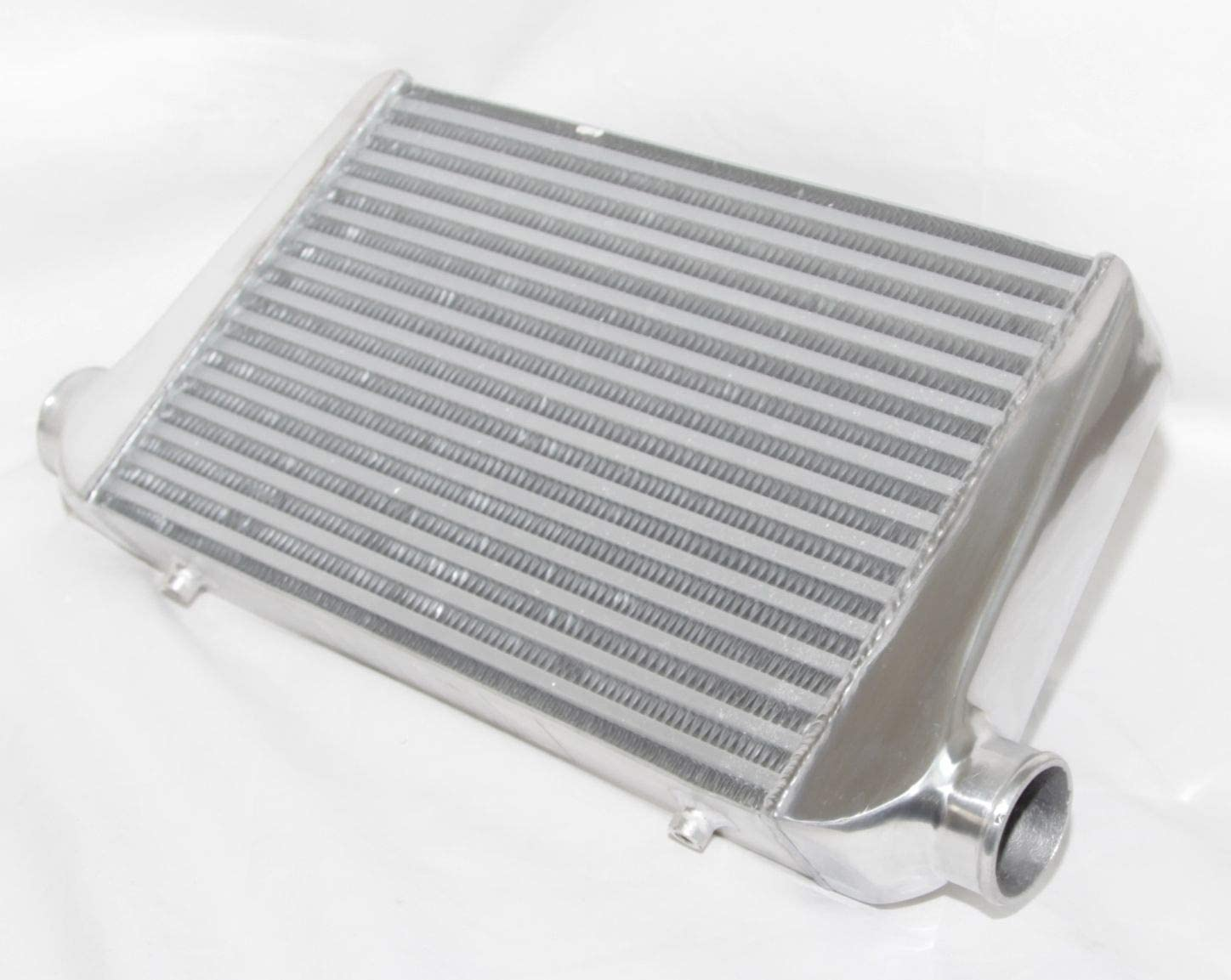 "Universal Intercooler 2.5/"" I//O 25/""x12/""x3/"" For Honda Subaru Scion Mazda Acura"