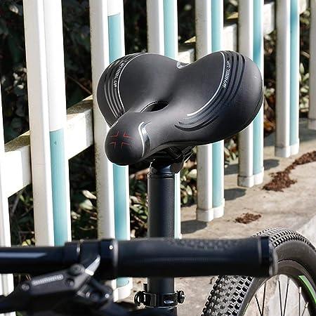 Chifans Sillín de sillín de Bicicleta, sillín Blando, diseño Hueco ...