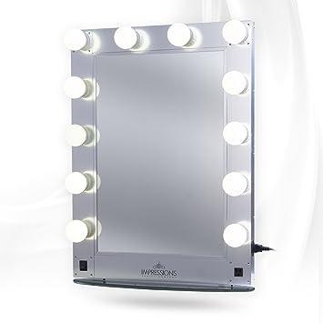 Amazoncom Impressions Vanity Hollywood Glamour Xl Vanity Mirror