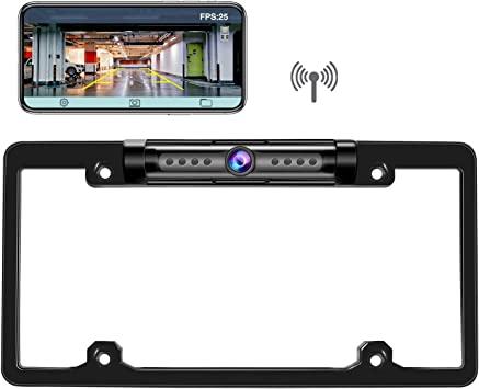 360°Car Rear View Reverse Backup Camera For All car 170º Wideangle Chip COMS