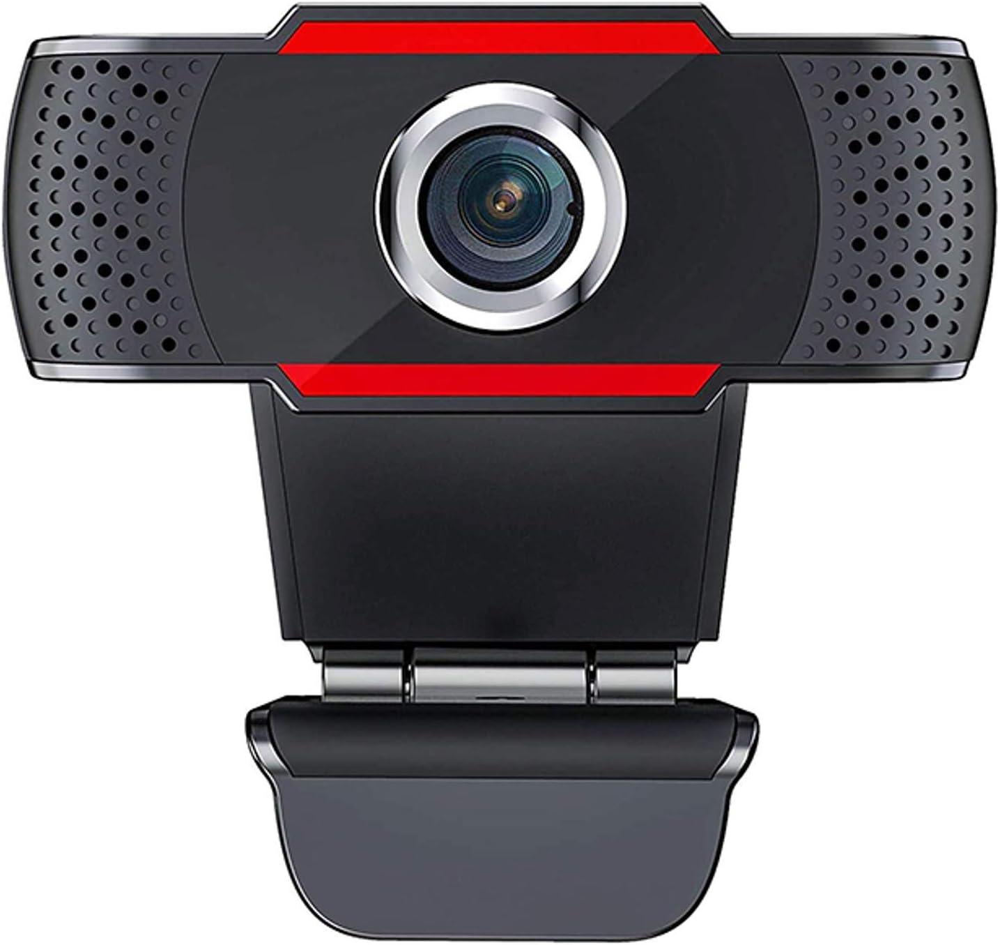 Tracer Webcam WEB008 HD Skype Chat Videoanrufe Studio Konferenz Mikrofon Hohe Qualit/ät HD USB 2.0