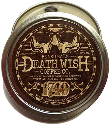 1740 Beard Balm Coffee Infused product image