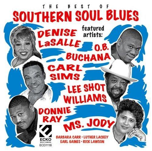 Best of Southern Soul Blues -  Ecko, 1118