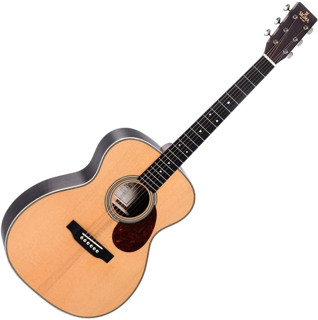 Sigma Guitars OMT-28H+ - Guitarra acústica