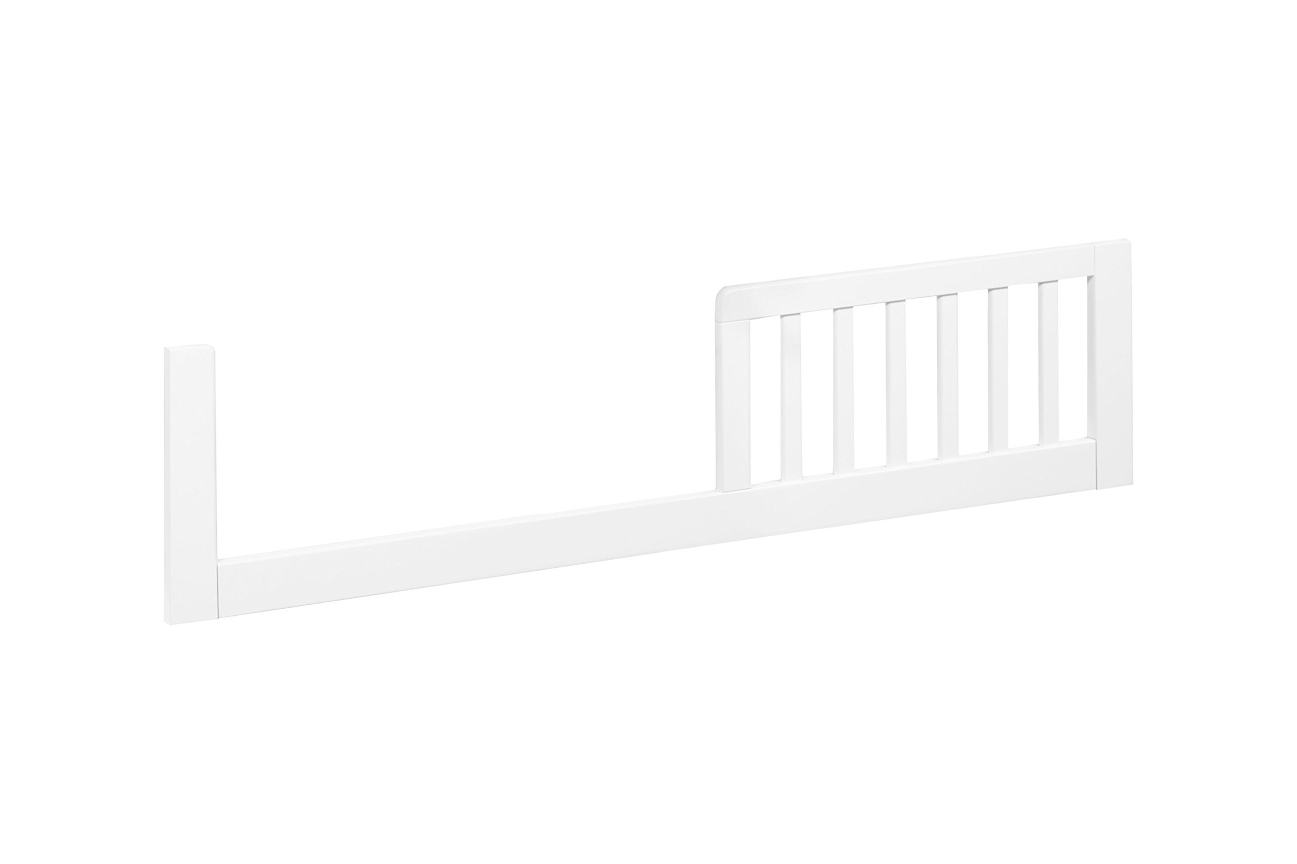 Carter's by Davinci Toddler Bed Conversion Kit, White by Carter's by DaVinci (Image #2)