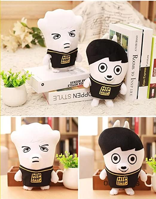 Amazon.com: WXLAA BTS Plush Doll Cartoon Toy Boys Kid Gifts Plush Toys Soft Toys 05: Toys & Games