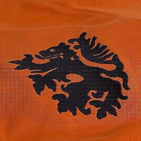 copa Chaqueta Retro Holanda años 70 (S): Amazon.es: Deportes y ...