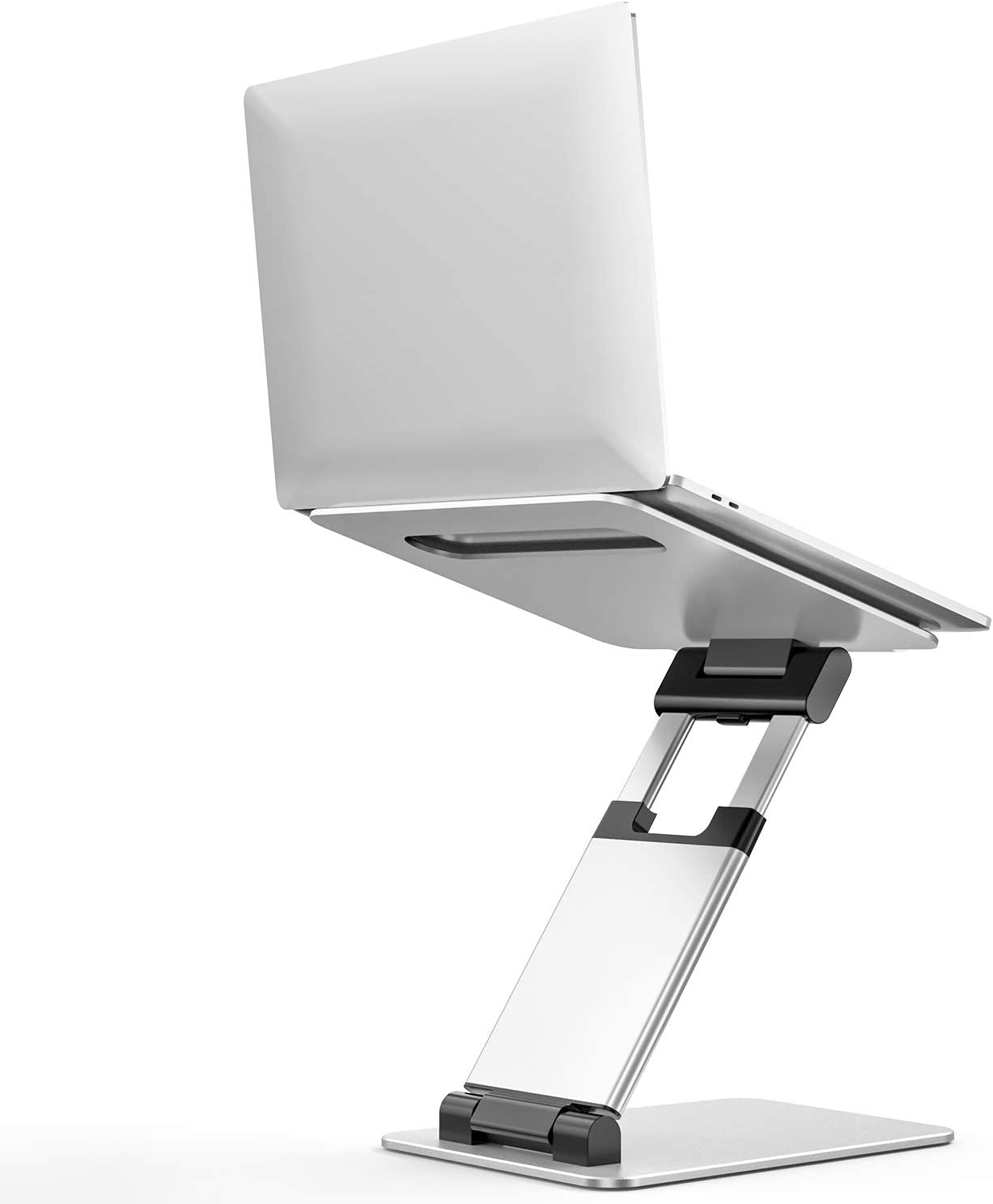 Laptop Stand, DUCHY Ergonomic Laptop Riser Computer Stand for Laptop,Adjustable Laptop Holder Height from 2.1