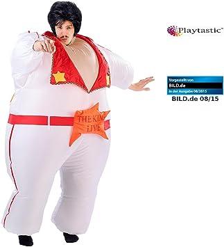 Playtastic – Disfraz para hinchar: Incluso en blasendes Disfraz ...