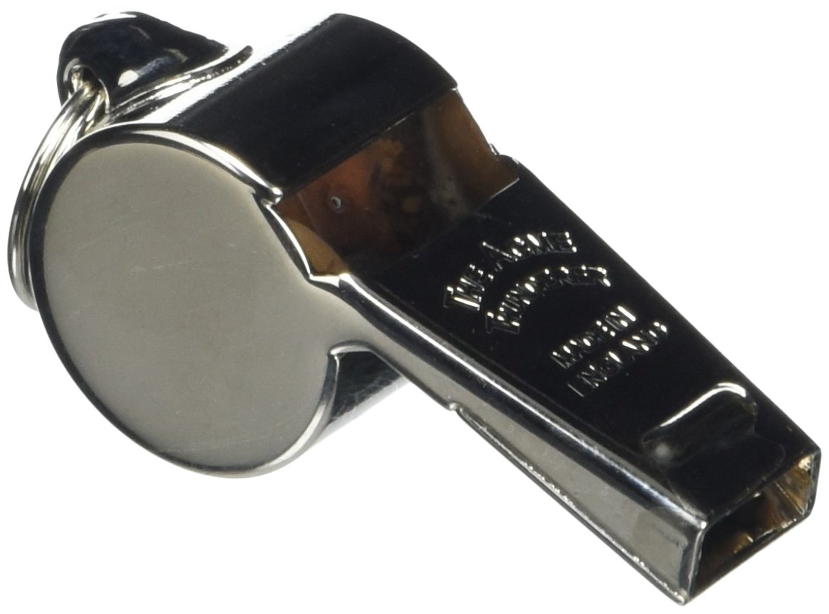 Acme 4868 Acme Thunderer Whistle, Large Acme Musical Products 58.5