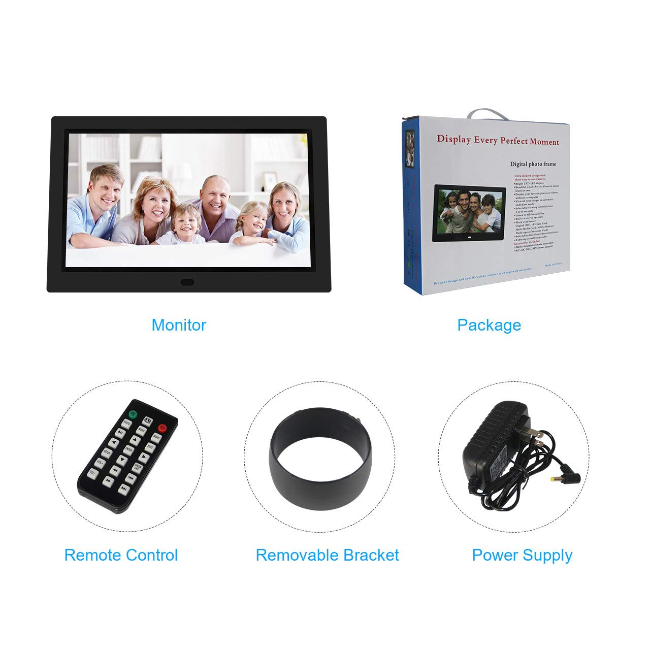 Wrg 2262 Linx Dgital Photo Frame Instruction Manual 2019 Ebook