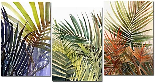 Amazon Com Yfsm Nordic Canvas Painting Green Leaf Minimalist Tropical Plant Palm Leaves Poster Wall Picture For Living Room Home Decoration 40x60cmx3 Pcs No Frame Posters Prints Worldwide shipping available at society6.com. amazon com