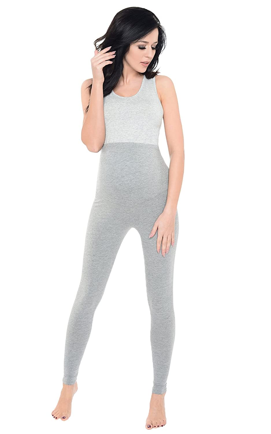 Purpless Maternity Pregnancy Leggings Over Bump Full Length Size 1025