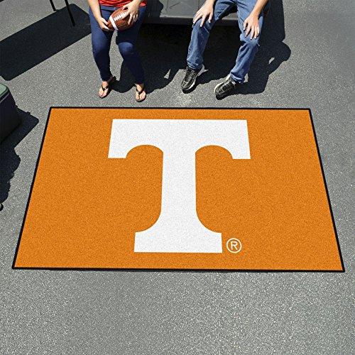 (Fan Mats 4378 UTK - University of Tennessee Volunteers 5' x 8' Ulti-Mat Area Rug/Mat)