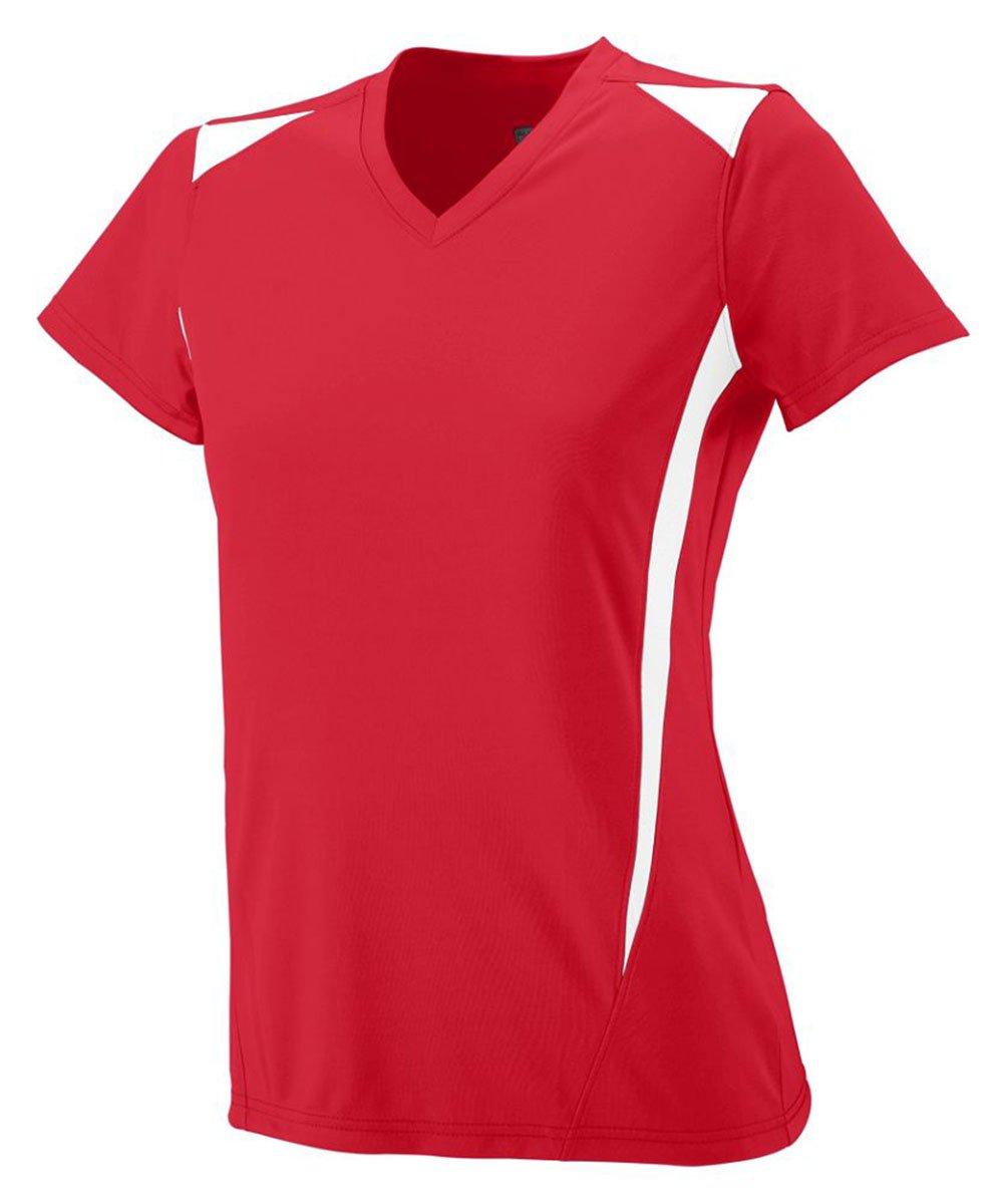 Augusta SportswearレディースAstonish長袖jersey-スタイル2522 B071LQR9HX X-Large|ロイヤル/グラファイト ロイヤル/グラファイト X-Large