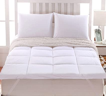 thick mattress pad. Fine Mattress Sheetsnthings 2u0026quot Thick Mattress Pad Topper 100 Cotton Twin Extra  Long With 42oz In Thick Pad S