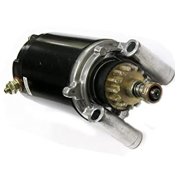 61sHUSMsjZL._SY355_ amazon com caltric starter fits kohler ch14 cv11 cv12 5 cv13 cv14 Kohler Wiring Diagram Manual at gsmx.co