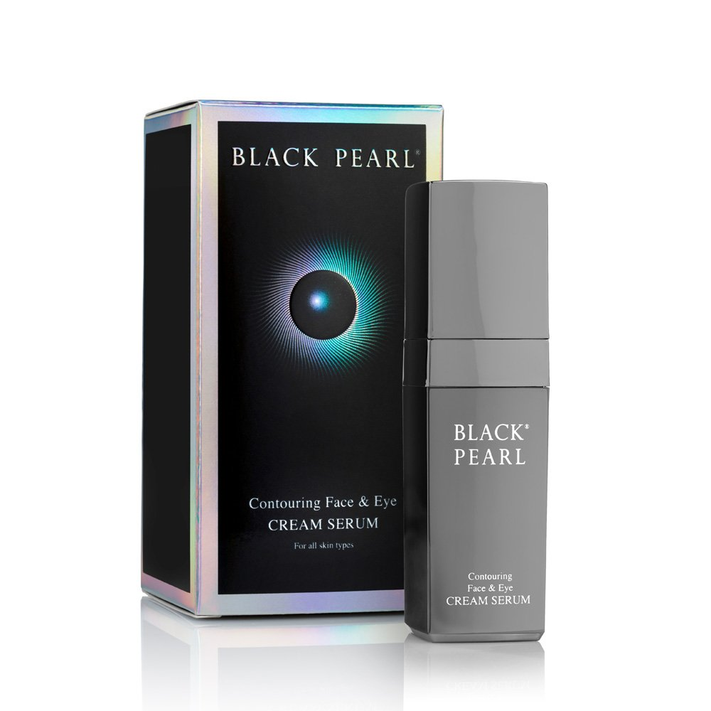Sea of Spa Black Pearl - Face and Eye Serum, 1-Ounce