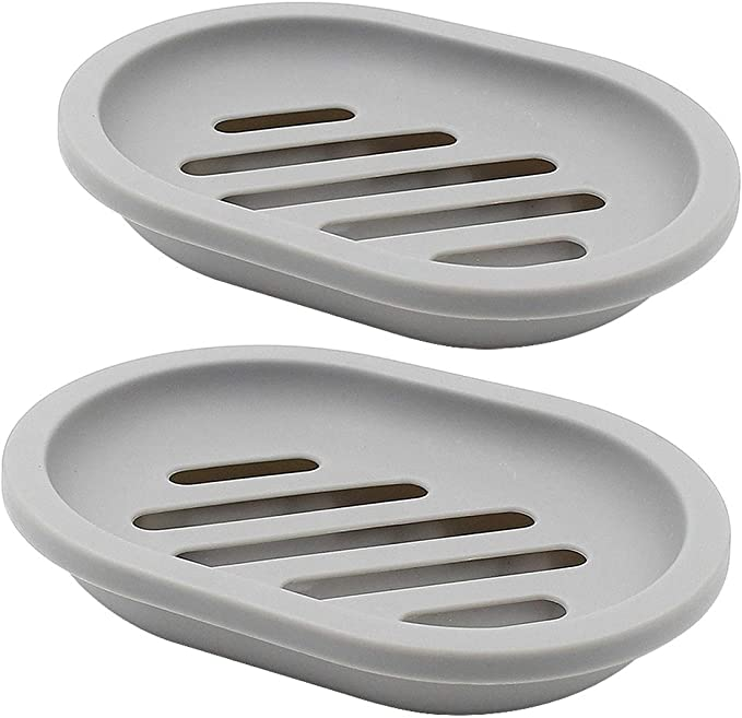 TOPSKY Soap Dish with Drain