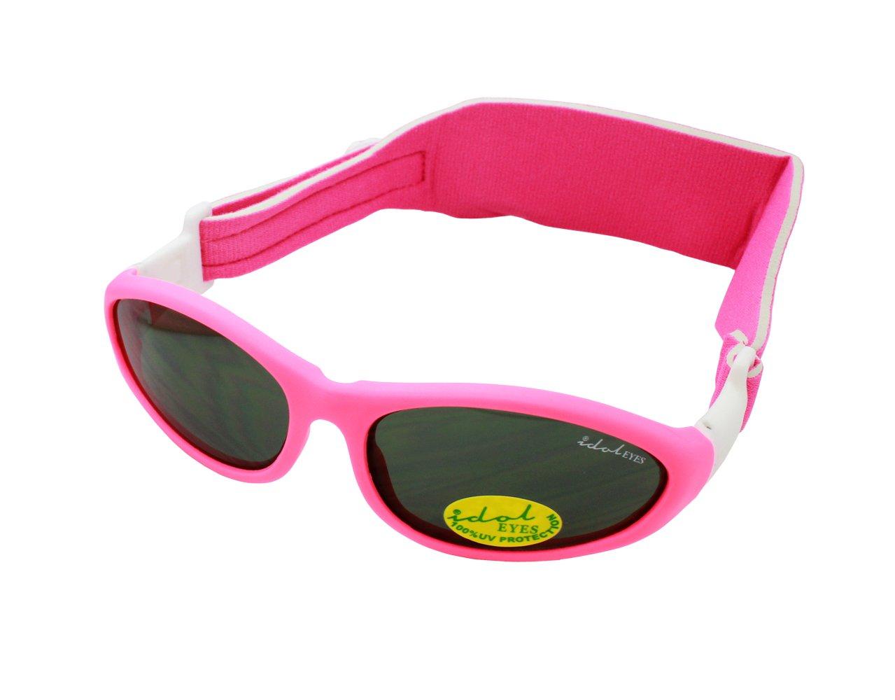 Light Pink Baby Wrapz Sunglasses