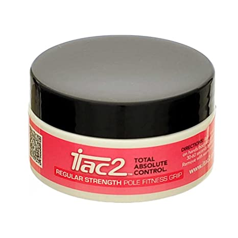 iTac2 - Producto adherente para pole dance, fuerza media, 45 g