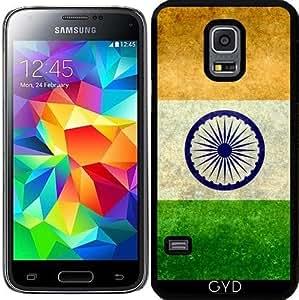 Funda para Samsung Galaxy S5 Mini - Bandera De La India, Vintage Retro by BruceStanfieldArtist