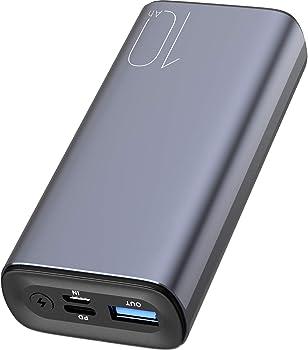 Tozo PB3 10000mAh 18W Portable Charger with USB-C Input/Output